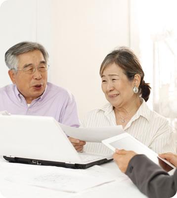 要介護認定申請手続の代行